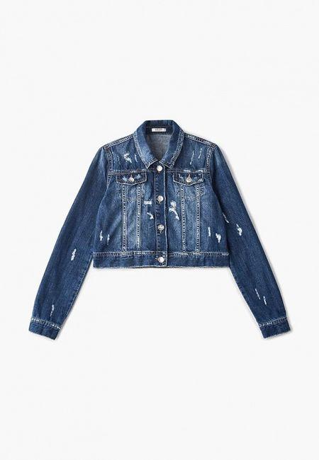 950210dec983 Куртка джинсовая Liu Jo Junior LI034EGEIDN6