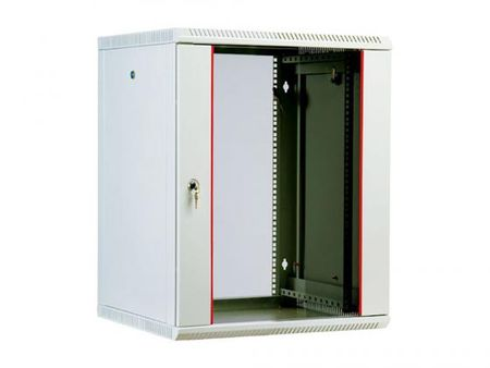 Фото Шкаф настенный 9U ЦМО ШРН-М-9.650 600x650 разборный серый. Купить в РФ