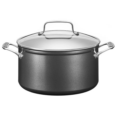 Купить Кастрюля (сверхпрочное покрытие) KitchenAid KC2H160LCKD 5,5л