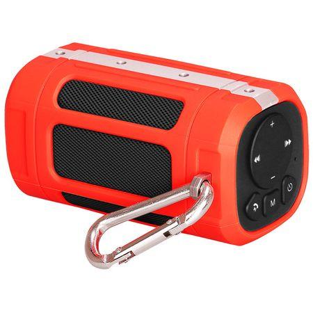 Купить Беспроводная акустика InterStep SBS-120 Red (IS-LS-SBS120RED-000B201)