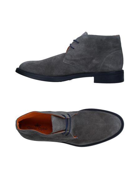 Фото DOMENICO TAGLIENTE Полусапоги и высокие ботинки. Купить с доставкой