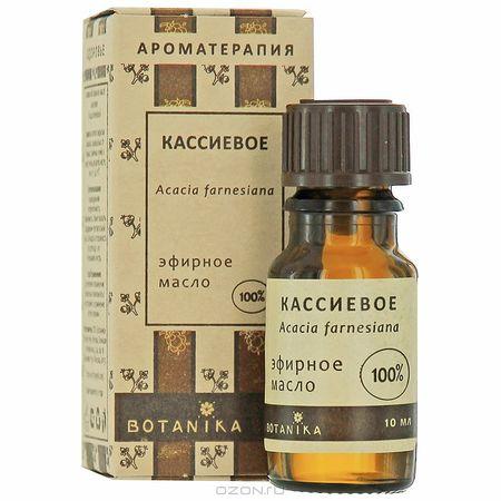 Кассиевое 10мл эфирное масло Ботаника