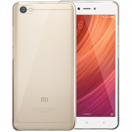 Накладка Dismac TPU Ultra Slim для Xiaomi Redmi Note 5A прозрачный