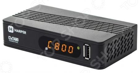 Цифровой телевизионный ресивер Harper HDT2-1514 HDT2-1514