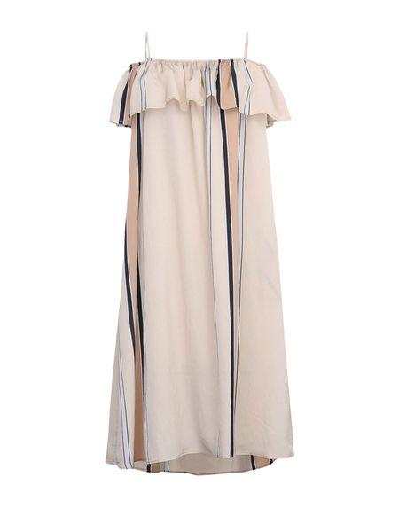 Фото ROBERTO COLLINA Платье длиной 3/4. Купить с доставкой