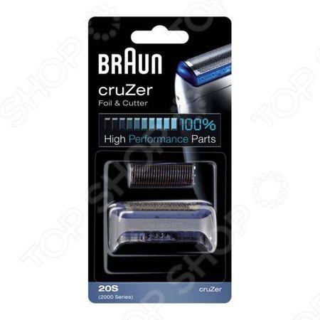 Здесь можно купить 20S  Сетка для бритвы Braun 20S