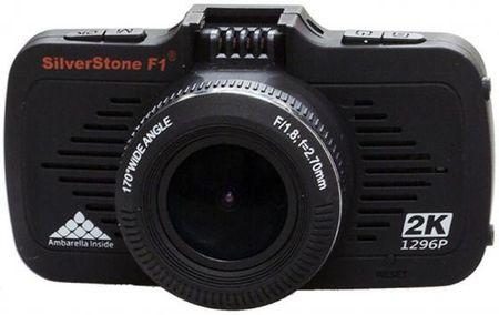 "Купить Видеорегистратор Silverstone F1 A-70 GPS 2.7"" 2560x1080 1.3Mp 170° microSD microSDXC датчик движения USB HDMI черный"