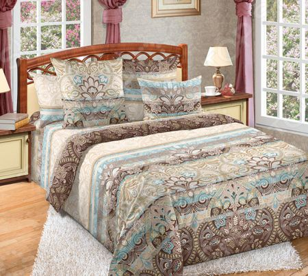 Здесь можно купить «Мираж»  Комплект постельного белья Королевское Искушение «Мираж» <![CDATA[2-спальные]]>