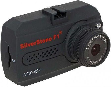 """Купить Видеорегистратор Silverstone F1 NTK-45 F 1.5"""" 1920x1080 1.3Mp 140° microSD microSDHC датчик движения USB HDMI черный"""