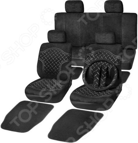 Набор чехлов для сидений SKYWAY Strike SW-101001/S01301028 фото-1