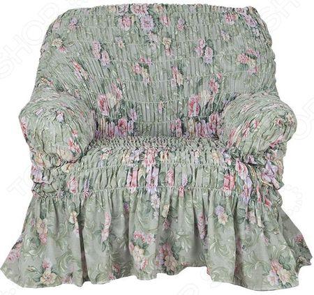 Здесь можно купить «Фантазия. Феличита»  Натяжной чехол на кресло Еврочехол Еврочехол «Фантазия. Феличита»