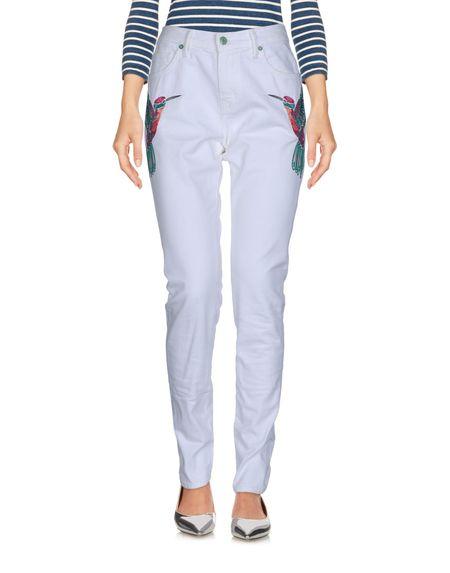 Фото SANDRINE ROSE Джинсовые брюки. Купить с доставкой