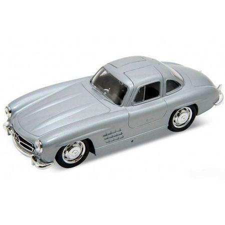 Welly 43656 Велли Модель винтажной машины 1:34-39 Mercedes Benz 300SL