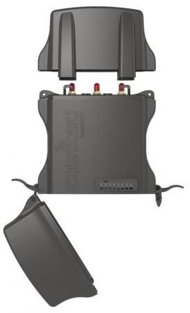 Фото Точка доступа MikroTik RB921UAGS-5SHPacD-NM 802.11acbgn 866Mbps 5 ГГц 1xLAN PoE RJ-45 белый серый. Купить в РФ