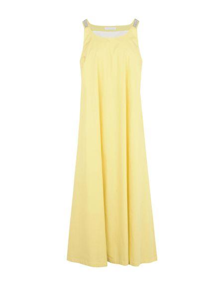 Фото FABIANA FILIPPI Длинное платье. Купить с доставкой