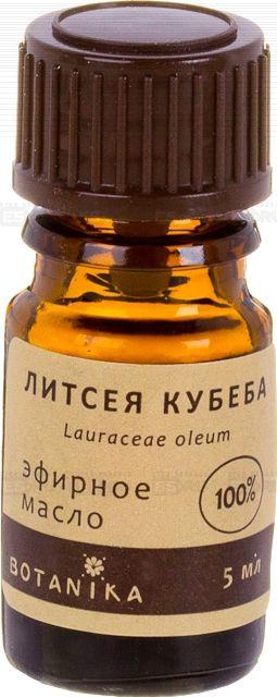 Литсея Кубеба 10 мл эфирное масло Ботаника