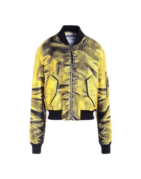 Фото MOSCHINO COUTURE Куртка. Купить с доставкой