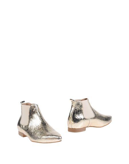 Фото TIPE E TACCHI Полусапоги и высокие ботинки. Купить с доставкой