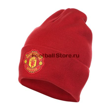 new arrival 05002 2db6c Шапка Adidas Manchester United 3S Woolie CY5565