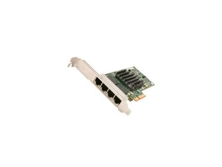 Фото Сетевой адаптер Intel  E1G44HTBLK I340-T4 PCI Express 10/100/1000Mbps. Купить в РФ