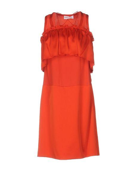Фото SONIA RYKIEL Короткое платье. Купить с доставкой