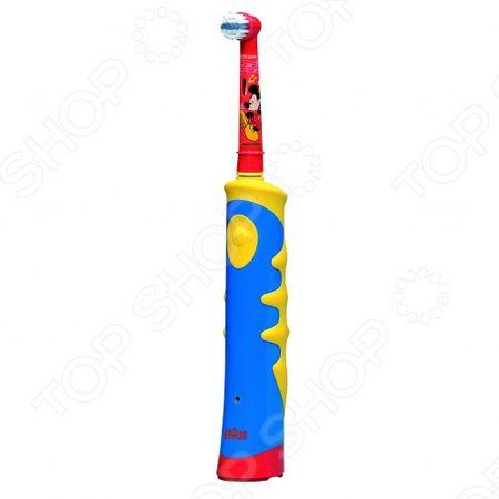 Электрическая зубная щетка Braun Oral-B Kids Mickey Mouse D10.513 Oral-B Kids Mickey Mouse D10.513