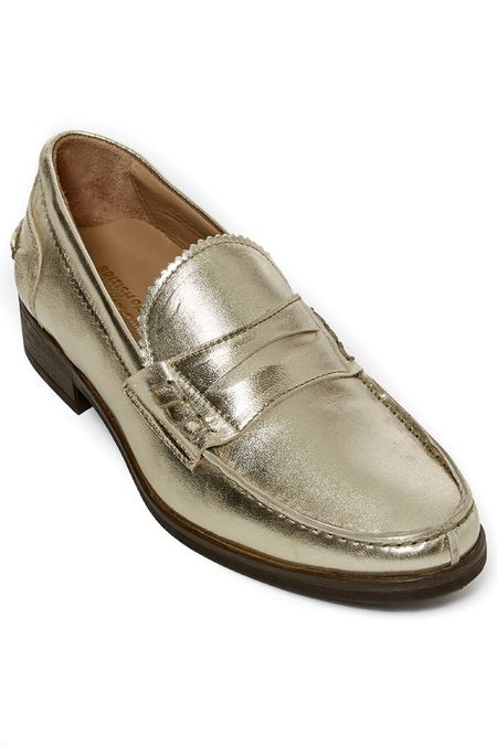 Penny loafers British passport Penny loafers