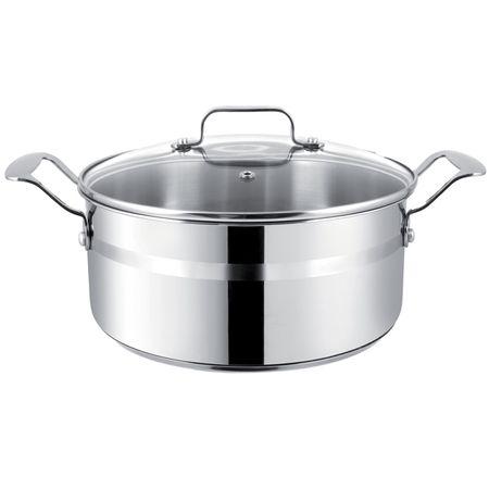 Купить Кастрюля (Jamie Oliver) Tefal 4,7л (E8744644)