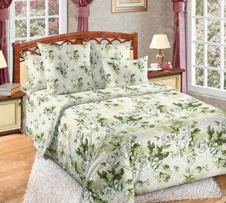 Комплект постельного белья Королевское Искушение «Белый сад» «Белый сад»