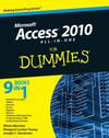Alison Barrows Access 2010 All-in-One For Dummies
