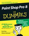 William Steinmetz Paint Shop Pro 8 For Dummies