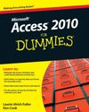 Ken Cook Access 2010 For Dummies