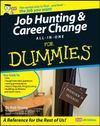 Rob Yeung Job Hunting and Career Change All-In-One For Dummies
