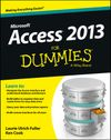 Ken Cook Access 2013 For Dummies