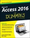 Ken Cook Access 2016 For Dummies