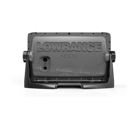 Lowrance HOOK2-9 with TripleShot US Coastal/ROW фото 3