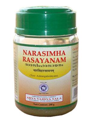 Нарасимха Расаянам Narasimha Rasayanam Kottakkal Arya Vaidya Sala (200 г)