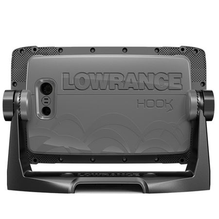 Lowrance HOOK2-7 with TripleShot US Coastal/ROW фото 1
