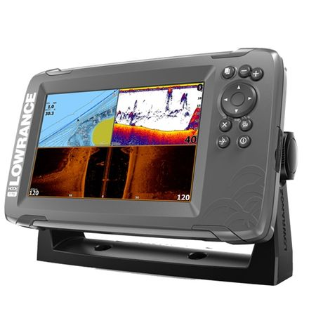 Lowrance HOOK2-7 with TripleShot US Coastal/ROW фото 3