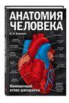 Боянович Ю.В. Анатомия человека: компактный атлас-раскраска
